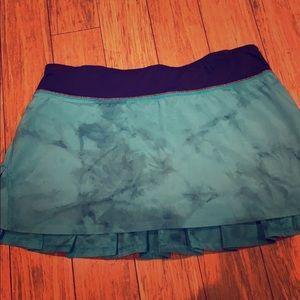 LULULEMON Pacesetter skirt first edition